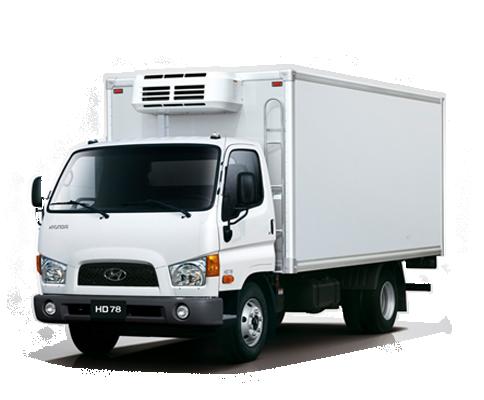 کامیونت HD78 هیوندایی