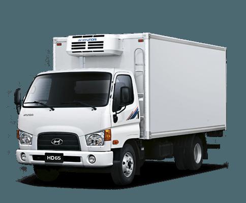 کامیونت HD65 هیوندایی