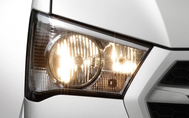 چراغ های جلو MFR (اصلاح استاندارد / لوکس)