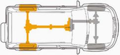 2Н Rear-wheel drive