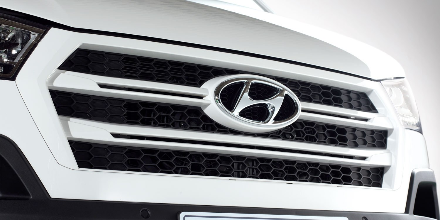 Hexagonal Radiator Grille